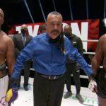 Mike Tyson face a Ray Jones Jr.