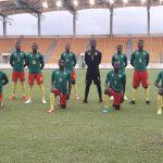 Selección Sub-20 de Camerún