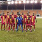 Selección Sub-20 de Congo Brazaville