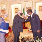 Las administraciones de Malabo y Washington acuerdan fortalecer su cooperación en los dominios de Defensa y Seguridad