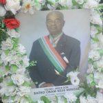 Actos funerales del Senador Batho Obama Nsue Mengue