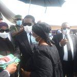 Actos funerales del Senador Batho Obama Nsue Mengue 5
