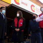 Ayuda de España a los damnificados en la Explosion de Bata