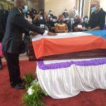 Simeon Oyono Esono Angué, Ministro de AA.EE.