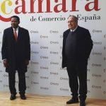presidente de la Cámara de Comercio de España